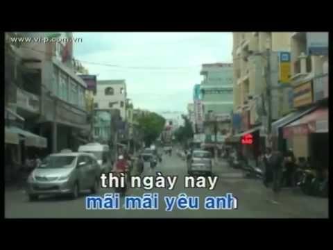 dem lang thang HT karaoke - YouTube
