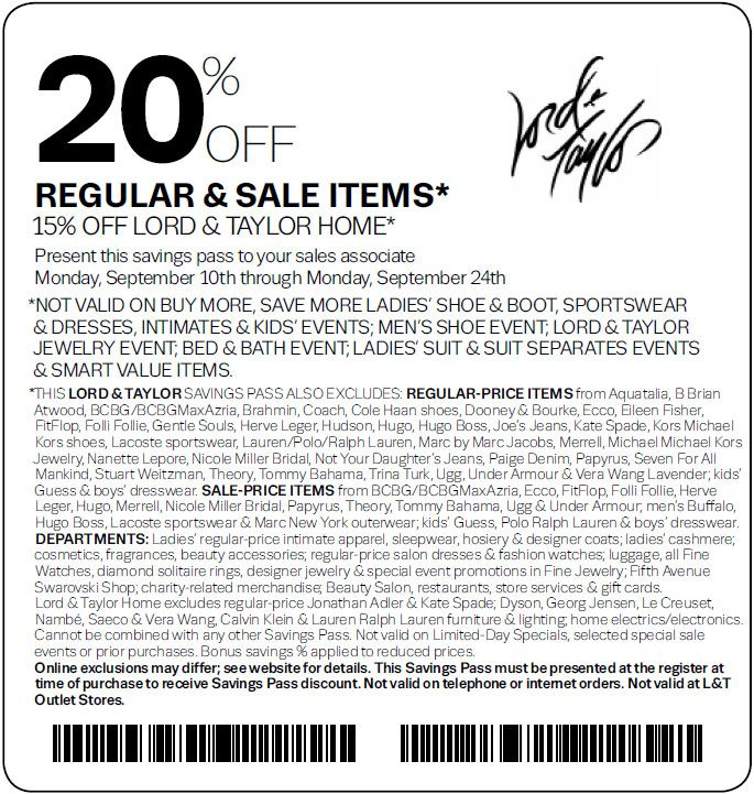 picture relating to Lord and Taylor $15 Printable Coupon referred to as Discount coupons for lord and taylor 2018 / Namecoins discount coupons