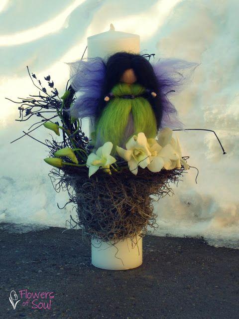 Flowers of Soul: Botez tematic - Zâne