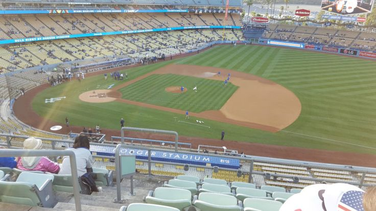 WEDNESDAY 7/05 12:10 pm I am selling my season tickets for this game located in Reserve section 24 row F on the aisle closest to aisle 20. Nice view f... #reserve #tickets #orioles #baltimore #dodgers