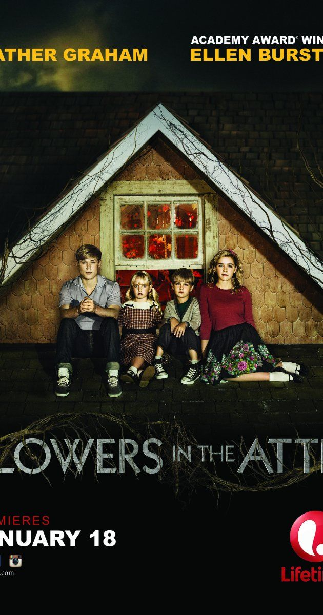 flowers in the attic show
