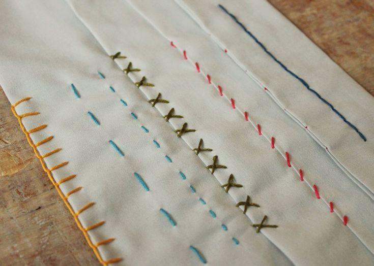 How To Sew 6 Basic Hand Stitches Only Awesome Top Lists