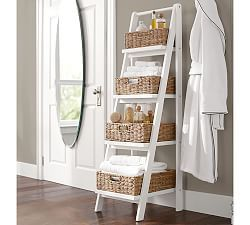 Bathroom Storage Baskets & Bathroom Storage Accessories | Pottery Barn