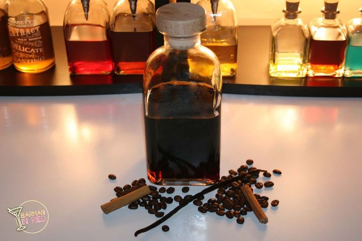 licor de cafe casero