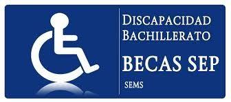 Lanza la SEP convocatoria de becas para bachilleres con discapacidad