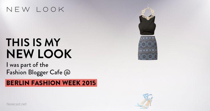 Der Lookselector zur Fashion Week Berlin 2015 #fashionweek #berlin #newlook #ss15 #outfit #pastel