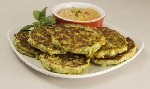 Florida Sweet Corn and Ricotta Fritters