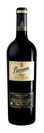Bodegas Beronia Rioja Gran Reserva 2005 DOC Rioja
