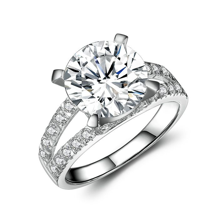 north york jewelry photographer sterling diamond ring