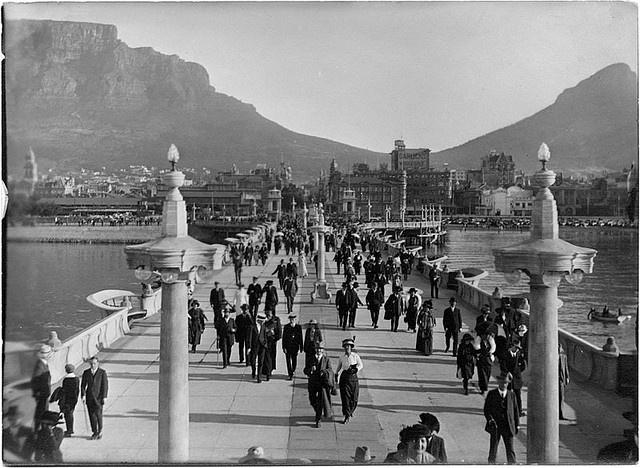 Adderly Street Pier, Cape Town
