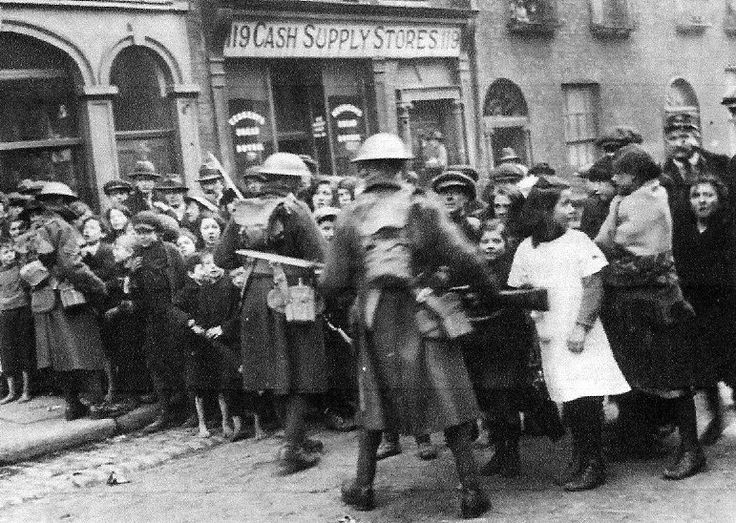 1916 Easter Rising Irish War of Independence Great grandparents Memories #Irishhistory #Irishfolklore #Ireland