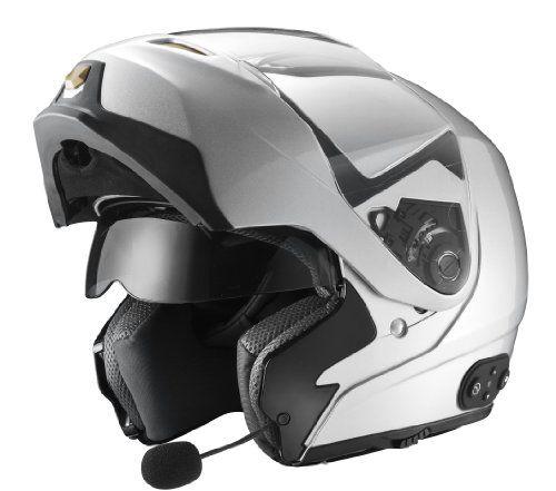 Glx Modular Helmet With Built In Bluetooth Communication