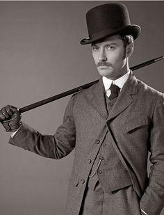 Doctor Watson is a sensible straightman to Sherlock Holmes. #citizen #archetype #brandpersonality