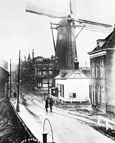 Rotterdam Mathenesserdijk Noordschans tol 1910