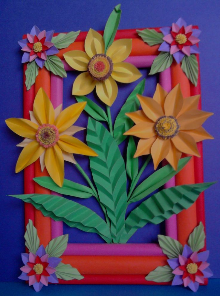 Kwiaty z papieru, ikebana, prace plastyczne, Dariusz Żołyński, flowers paper,   paper  flowers