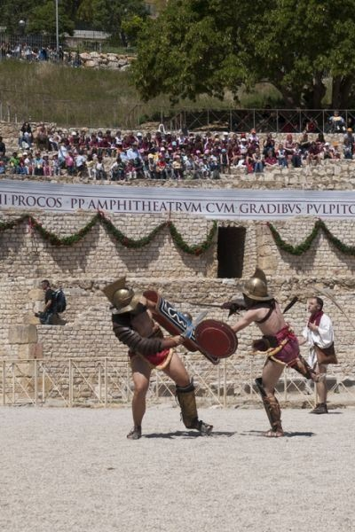 XV FESTIVAL TARRACOVIVA   Tarragona  Abril 2013