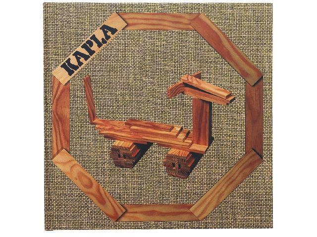 Kapla 4: dieren voorbeeldenboek http://www.kgrolf.nl/product/1320/3012108_16929_1620_252_30/kapla-4-dieren-voorbeeldenboek.aspx