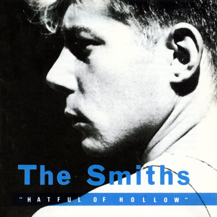 The Smiths' 1984 Hatful of Hollow as one of my top 20 all time. This is one of those albums that makes you want to post the whole thing but I thought it would be a good challenge to try to narrow it down to three songs. I posted the re-issue version of the cover—featuring a cropped version of Gilles Decroix's now iconic image (layout/design by Caryn Gough)—as I prefer its design to the bordered original.