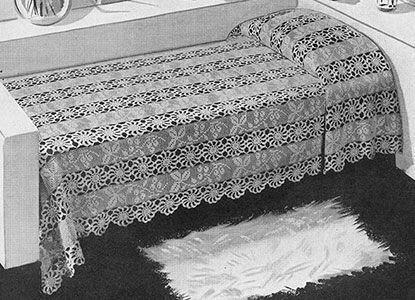 110 best crochet blanket patterns images on pinterest crochet vintage crochet pattern to make filet motif block bedspread pattern this is a pattern andor instructions to make the item only dt1010fo