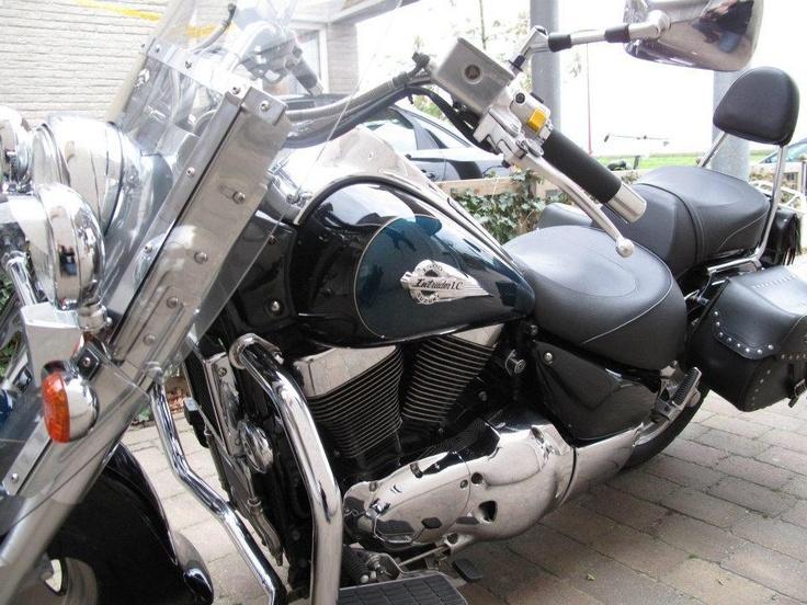 Suzuki Intruder LC 1500...nice