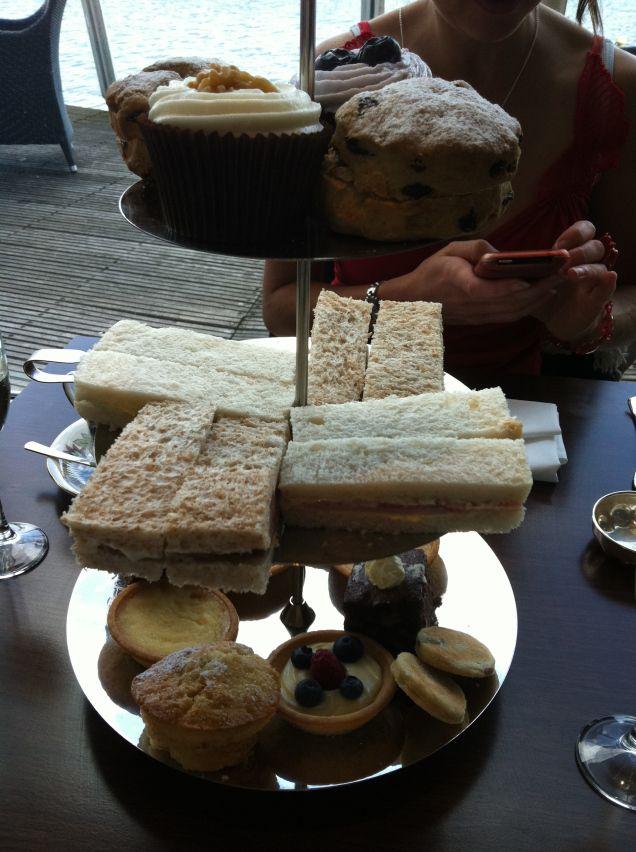 Afternoon tea/ Cardiff