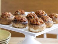 Stuffed Mushrooms (Hongos Rellenos de …