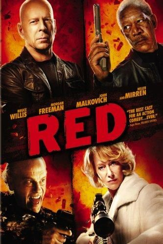 Red  #Movie