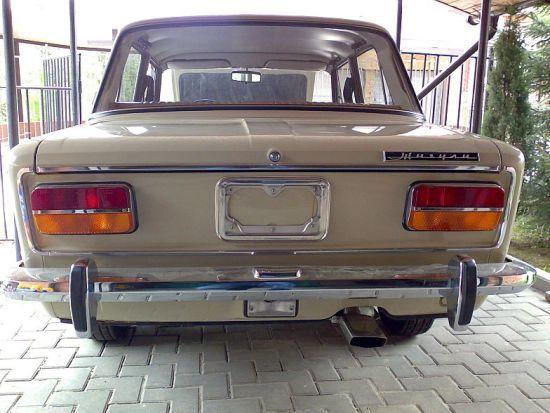 Lada 2103, 1975
