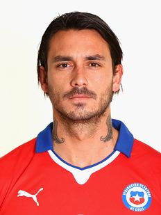 2014 FIFA World Cup™ - Mauricio PINILLA - FIFA.com...inside joke.....just watched Chile get eliminated by Brazil today.....they played well, though:)