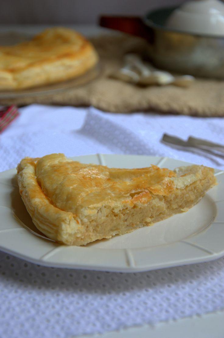 Gallete des Rois. Hojaldre relleno de Frangipane, receta típica francesa