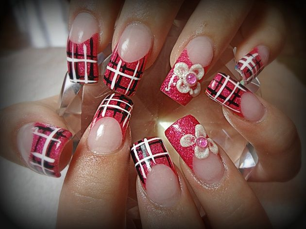 232 best Everyday Nail Art we ♥ images on Pinterest | Nail scissors ...