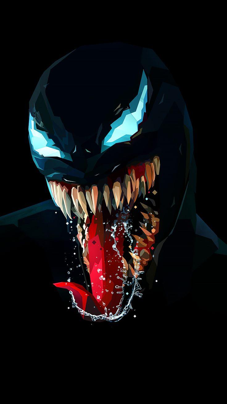 4k minimalist wallpapers 282   Marvel wallpaper, Marvel venom