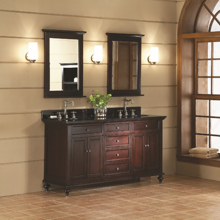 Directbuy Kitchen Cabinets: Looking To Add A His/her Sink In Your Bathroom, DirectBuy
