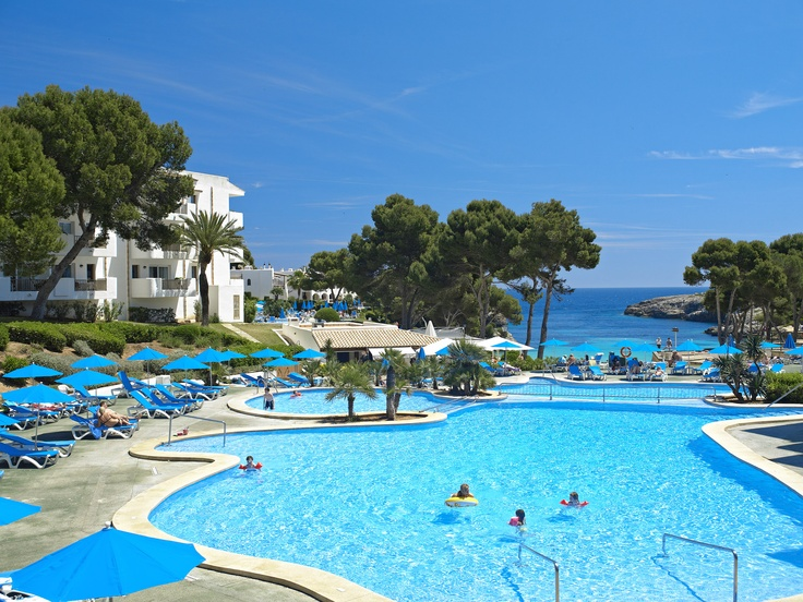 inturotel esmeralda park swimming pool, Cala d'Or