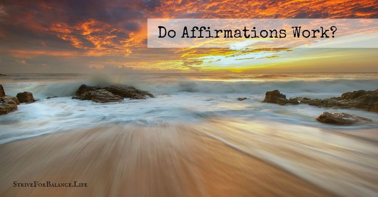 "I used to think affirmations were woo-woo, out there ideas.   Think Stuart Smalley from Saturday Night Live. ""I am good enough, I am smart enough, and, doggone it, people like me.""   Affirmations are positive present-based statements affirming your value. I've found that at the very least a daily affirmation puts you in a better ... Read more..."