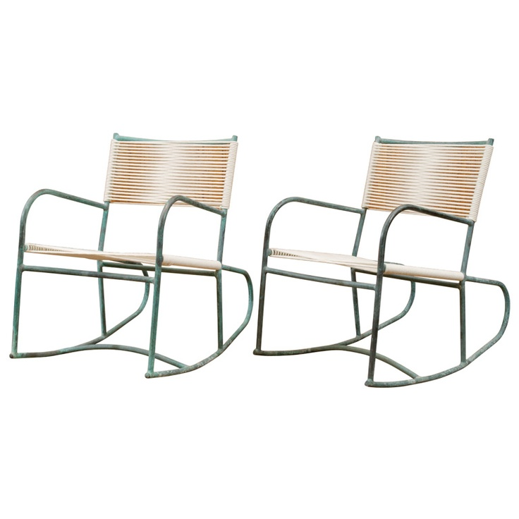 Walter Lamb Rocking Chairs