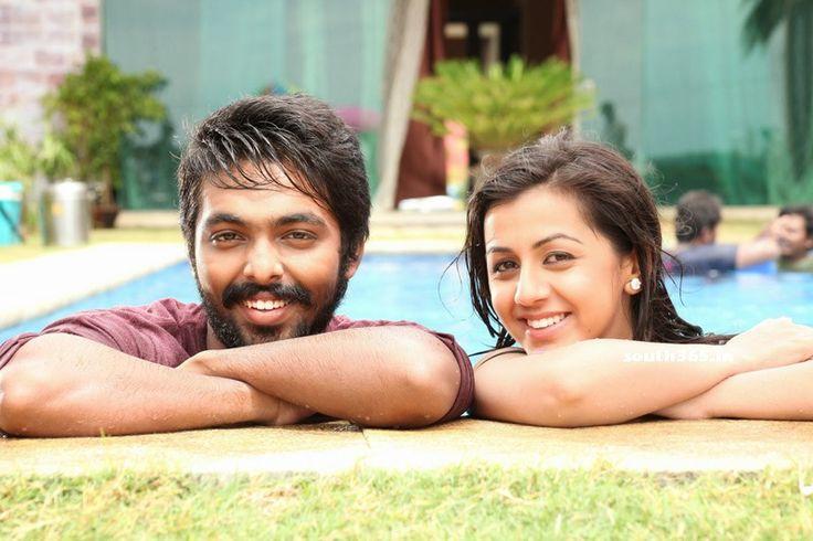 G V Prakash Kumar and #NikkiGalrani in Darling Tamil Hrror Movie