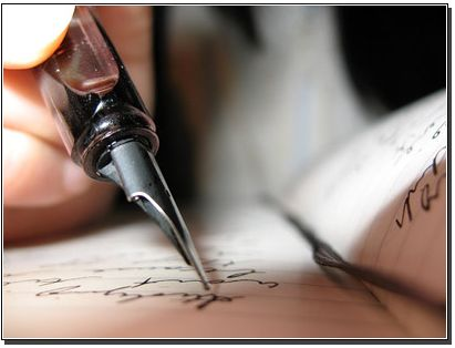 Best Pen  Ink Images On   Writing Feathers And