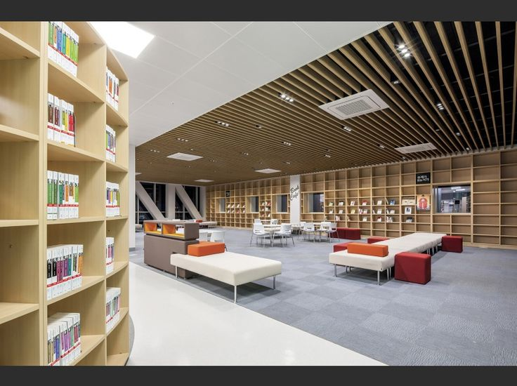 Quelques photos de la folle bibliothèque d'Hoseo, en Corée du Sud - O - L'Obs