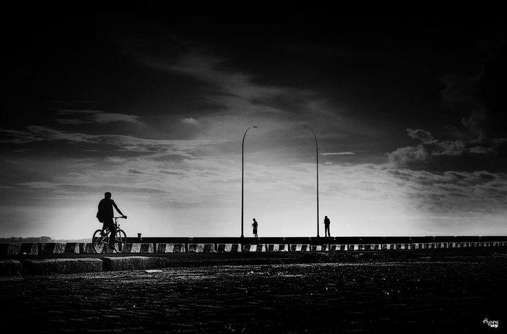 sepeda by Muhammad Kuddus