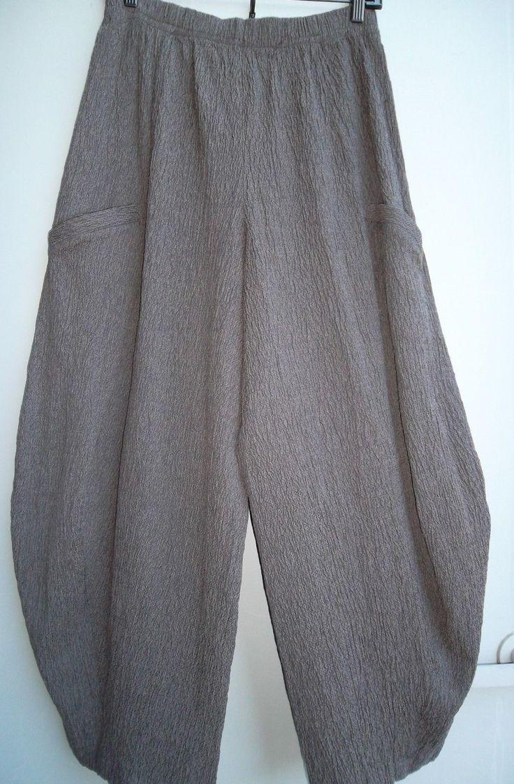 Perfect Lagenlook Pants