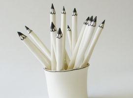 Katharine Morlig pot of pencils