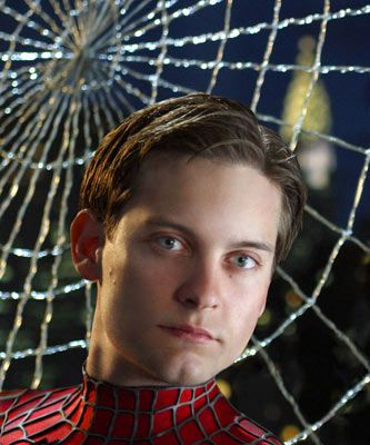 tobey maguire spiderman | Matthew Broderick (The Stepford Wives) Tobey Maguire (Spider-Man 2 ...