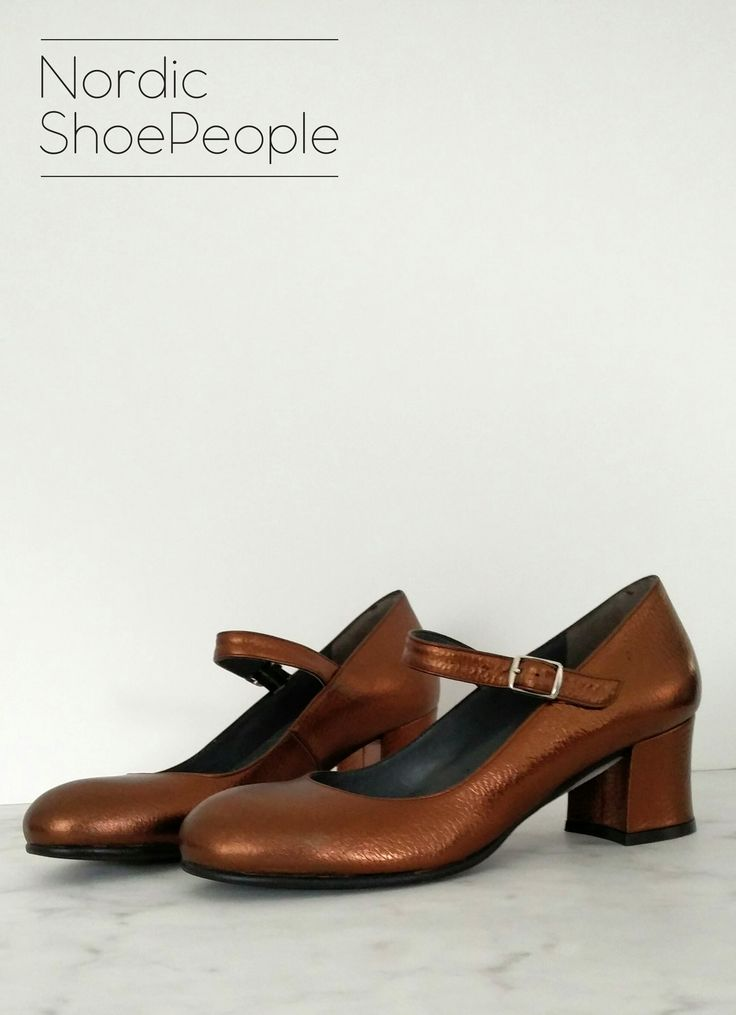 Pumps from Nordic ShoePeople....Shoes and boots made in Denmark