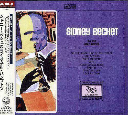Sidney Bechet & Lionel Hampton [CD]