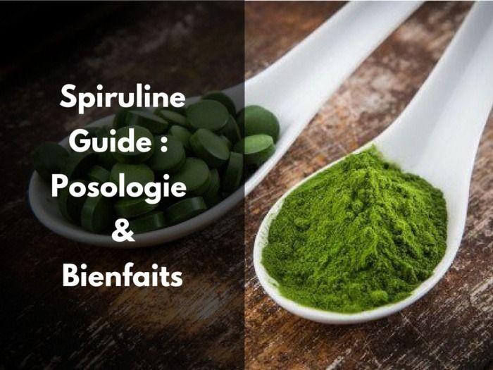 Spiruline 500 Mg : Achat  - Plantes - Bénéfice | Quels sont les effets secondaires ?