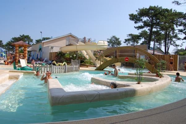 Camping Airotel Club Marina Landes - Landes - France