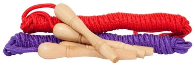 Double Dutch Skipping Ropes (by Seedling, NZ) | Buy Online at Rudy & The Dodo $15 for Im/Ab