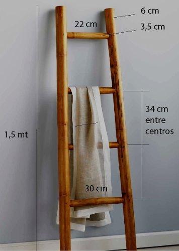 escalera de bambu                                                                                                                                                                                 Más