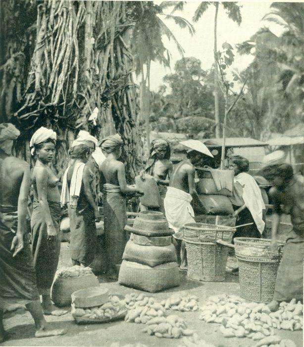 Bali; Lot met 4  boeken over geschiedenis, samenleving en cultuur van Bali